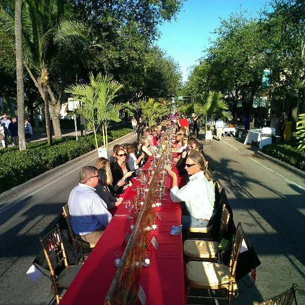 Savor The Ave Delray Beach