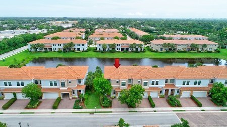 Gramercy Square Townhomes Delray Beach