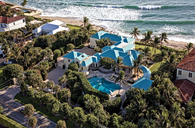 Gulf Stream Oceanfront Homes for Sale