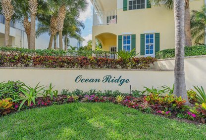 Ocean Ridge Townhomes for Sale