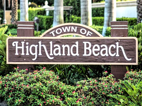 Highland Beach Homes for Sale
