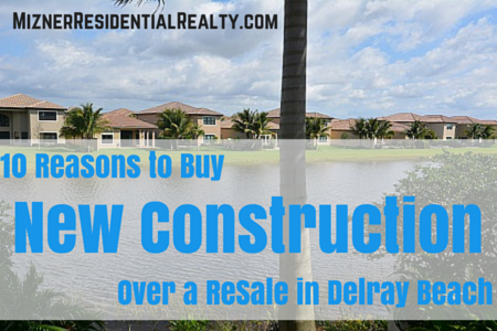 new construction delray beach fl